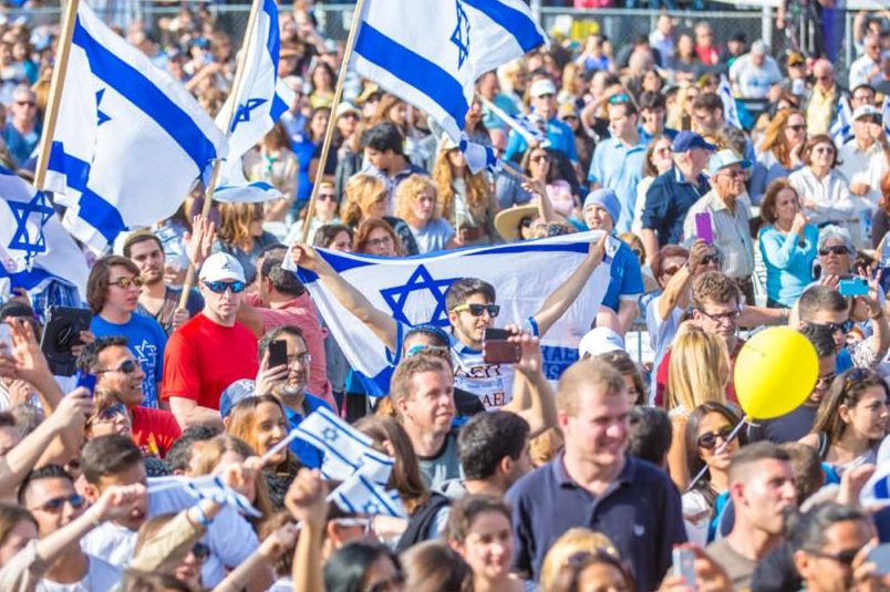 The Father's Love For The Jewish People