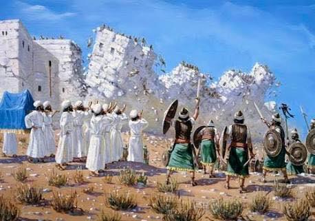 #37 God's Jubilee In The City of Jericho
