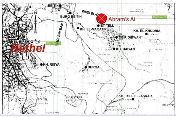 #46  Bethel – Abram's Ai