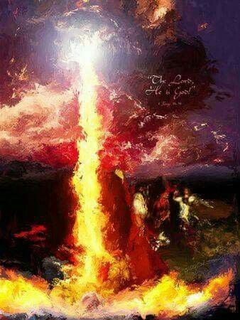 #80 – Elijah's Spirit : Calling Down Fire? Prophesying to Kings?