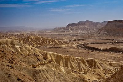 # 93 – The Negev – God's Squeezing Of Resources